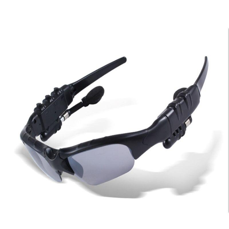 Smart Bluetooth headset, glasses 4.1 wireless headset wearable stereo polarizing sunglasses