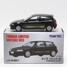 HONDA CIVIC Car VINTAGE TOMICA Tomy-Limited Si-Collection Children's Christmas-Gifts20th
