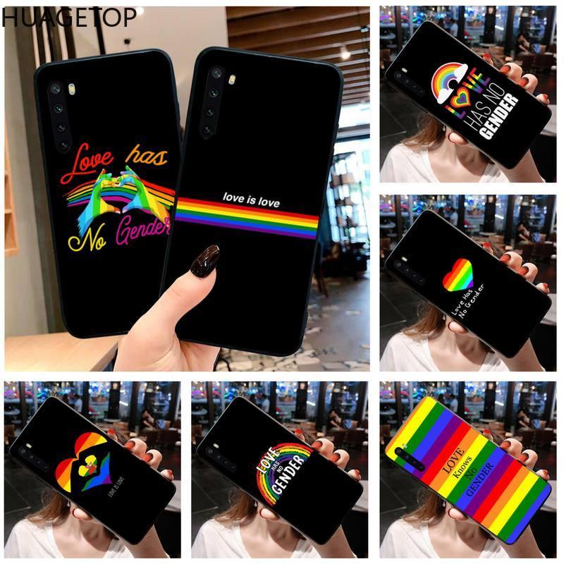 Яркий парад для гомосексуалистов для OPPO Realme 6 Pro Realme C3 5 Pro C2 чехол для телефона A11X