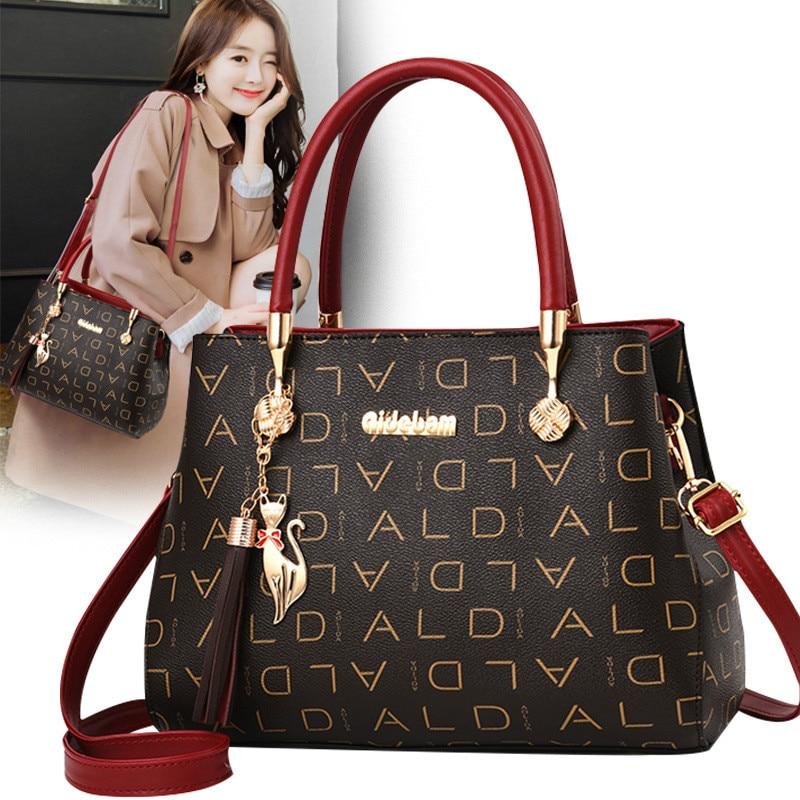 Luxury handbags letters wild designer brand ladies shoulder bag main