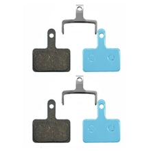 2 Pairs Bike Disc Brake Pads for MT200 M315 M395 M416 M447 M486 M525 M575 Tektro Orion Auriga Pro