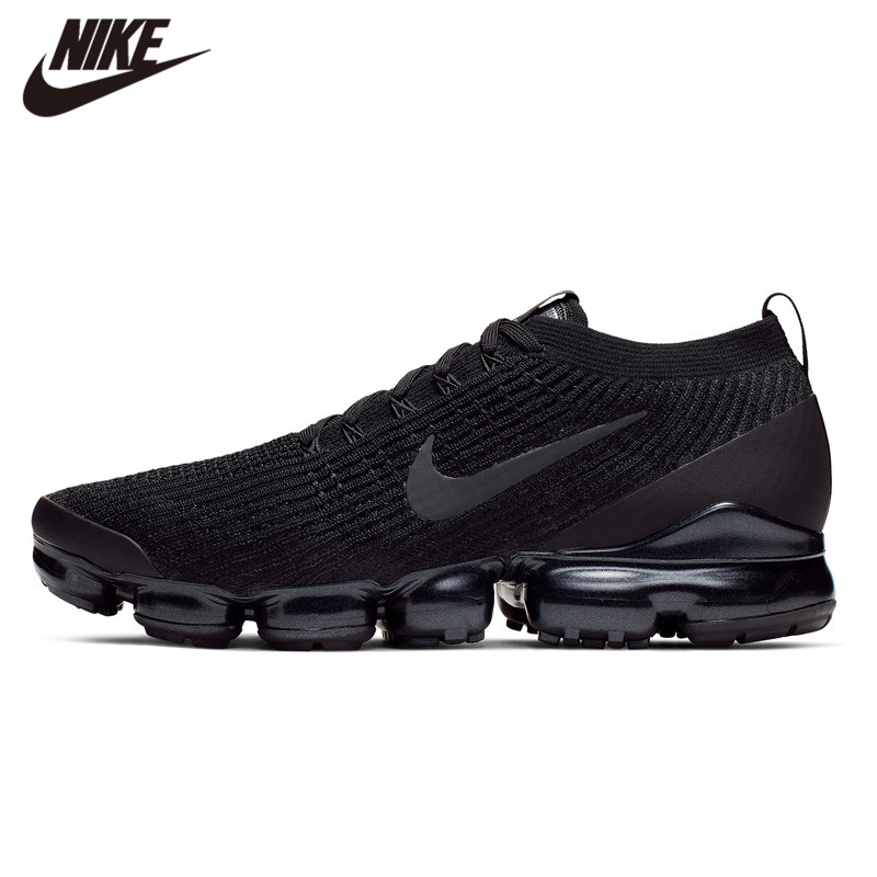 NIKE AIR VAPORMAX FLYKNIT 3 Breathable Running Shoes Men Antislip Footwear Hot Sale