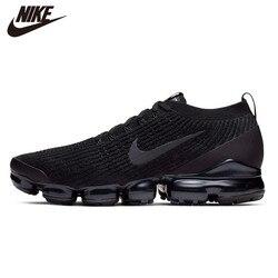 NIKE AIR VAPORMAX FLYKNIT 3 Breathable Running Shoes Men Antislip Footwear Hot Sale