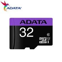 ADATA-tarjeta de memoria Flash U1 Clase 10, Micro SD, 32GB, 16GB, tarjeta TF para teléfono inteligente/tableta