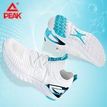 PEAK TAICHI Men Lightweight Running Shoes Shock Breathable Absorbing Sneakers Fashion Casual Sport Shoes TAICHI Technology креатин моногидрат sport technology nutrition creatine 300 капсул