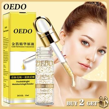 OEDO Gold Hyaluronic Acid liquid Moisturizing Serum Facial Plant Skin Care Anti Aging Wrinkle Whitening Cream - discount item  64% OFF Skin Care