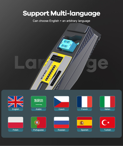 Image 3 - Xhorse VVDI PROG Programmer V4.8.4 VVDI Programmer OBD2 Scanner For BMW Xhorse VVDI Auto Key Programmer تحديث عبر الإنترنت VVDIPROG