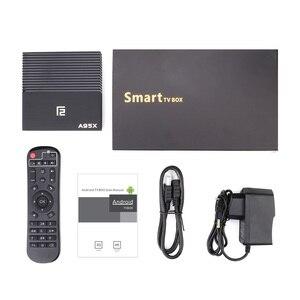 Image 5 - 2020 فونتار A95X F2 4GB 32GB 64GB مربع التلفزيون الذكية أندرويد 9.0 Amlogic S905X3 دعم 1080p 4K يوتيوب A95XF2 TVBOX مجموعة صندوق