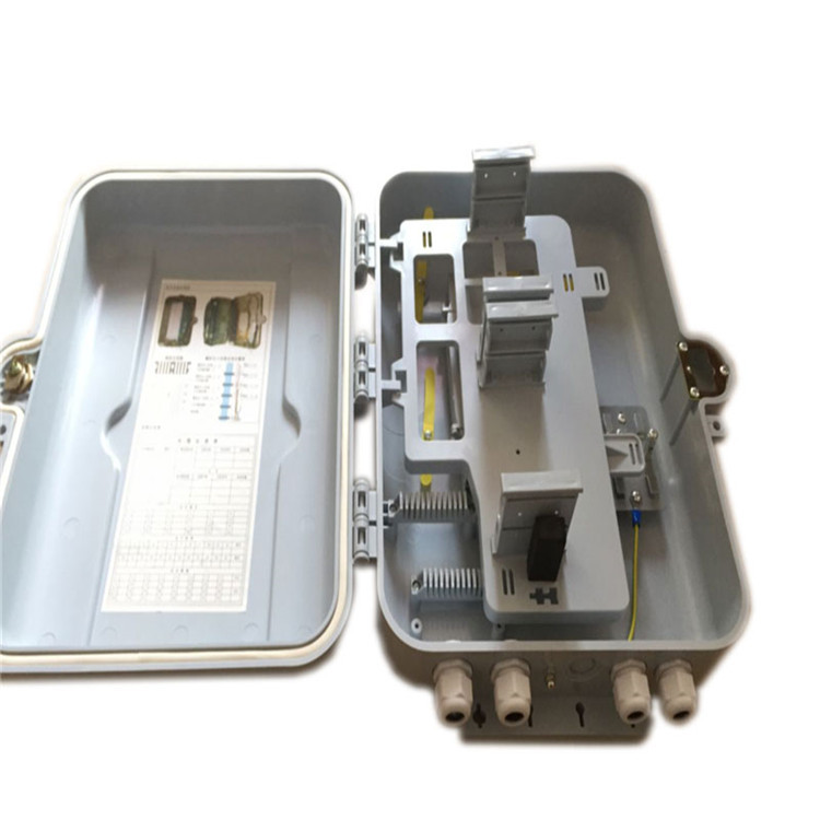 Optical Fiber Cable Distribution Box, Optical Fiber Distribution Box, Plug-in Optical Splitter Box (Installation Specification)
