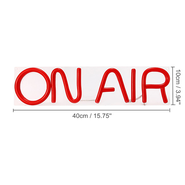 On Air Neon Sign 6