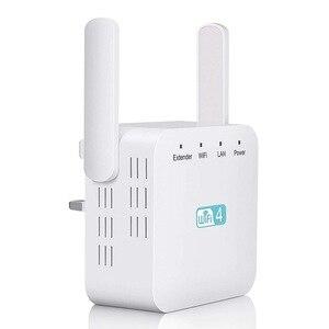 Image 2 - Wiflyer WD R611U Router wzmacniacz sygnału wi fi Mini wzmacniacz sygnału Wifi wzmacniacz Wifi szybki Repeater bezprzewodowy 802.11N/B/G punkt dostępu