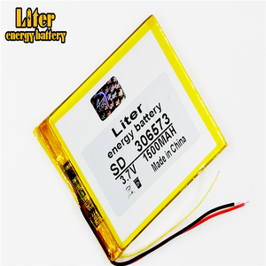 Image 3 - 3 קו 306573 3.7V 1500mAh ליתיום פולימר LiPo תאי כוח עבור PAD GPS Vedio משחק ספר אלקטרוני Tablet PC כוח בנק