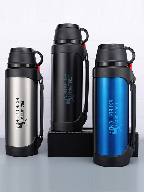 Large Size Hydro Flask Water Bottle for Travelling