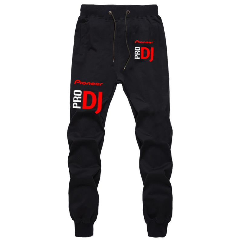 Pioneer Pro Dj Sports Pants Jogger Trousers Women/Men Casual Trousers Cotton Unisex Long Pants Womens Winter Bottom Streewear
