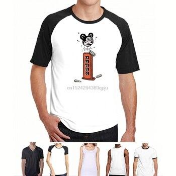HOTBOX camiseta psicodélica PETZ MICKEY RAT LSD