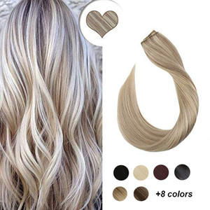 Ugeat Remy-Halo Hair-Extensions with 4-Clips-Hidden-Wire Hair-70-100g/Set Flip-In 12-22--Machine