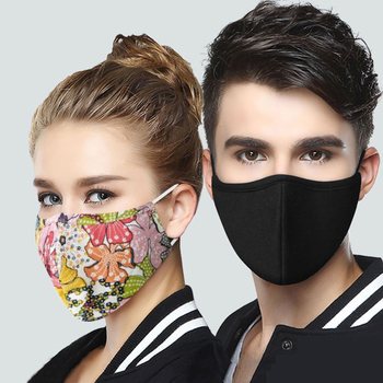 gsunan new design electric protective mouth face respirator mask best anti dust bicycle bike outdoor training masks pm2 5 filter PM2.5 Protective Face Mask 5 layer Anti-Dust Flu Mouth Masks Respirator Activated Carbon filter PM2.5 Washable Masks