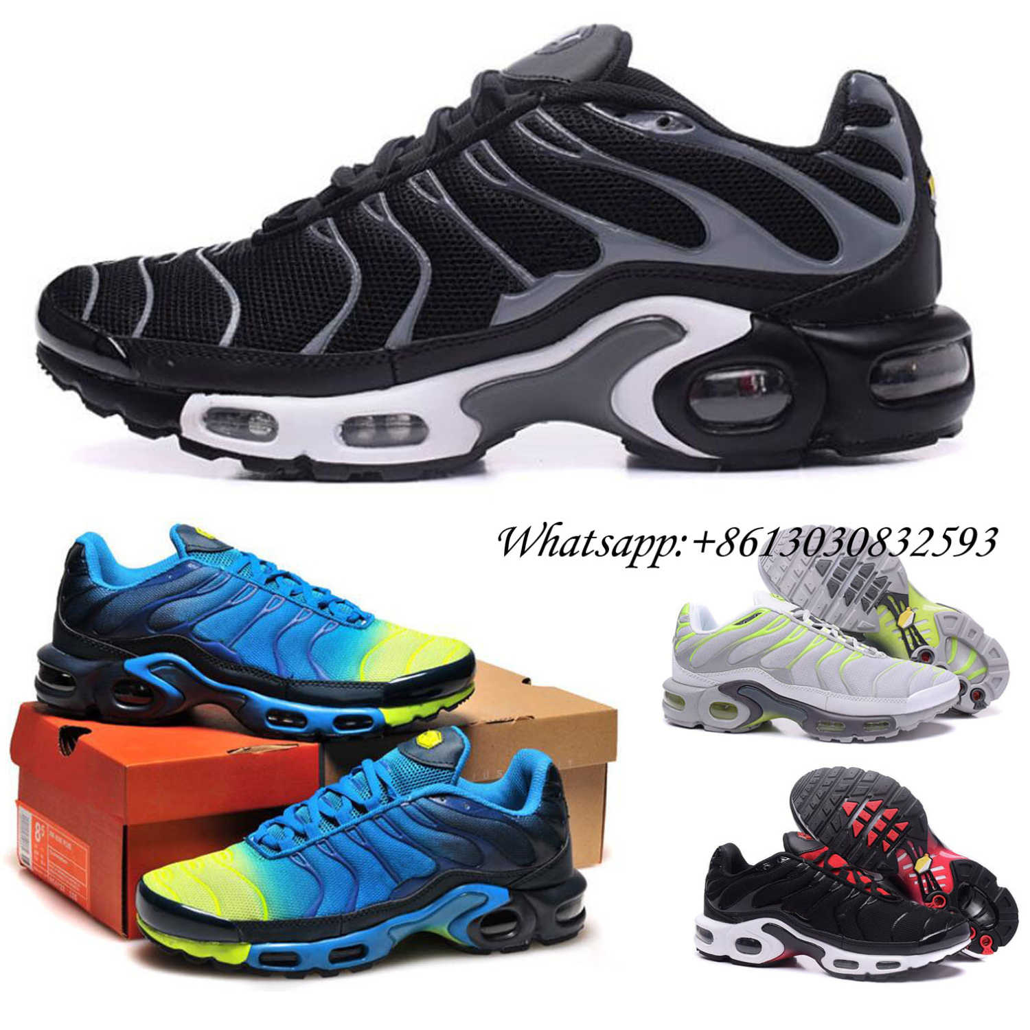 Tn requin homme leder plus Mann Laufschuhe 95 outdoor Turnschuhe zapatos homme 350 boost Atmungs trainer 97 98 Chaussures