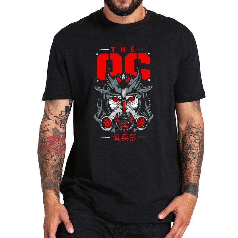 EU Size 100% Cotton Tee Tops The Club OC T Shirt Gallows And Anderson AJ Style Youth Tshirt - Digital Print