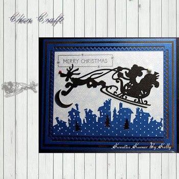 El Leopardo de nieve perro de corte de Metal morir plantilla para álbum de recortes de bricolaje en relieve decoración foto álbum de tarjeta de papel de madera