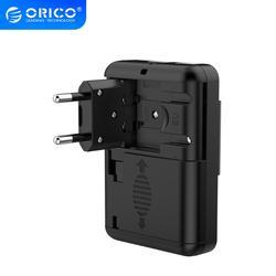 ORICO International Plug Adaptor EU/US/UK/AU Plug for Travel with 2 USB Ports Charger Universal Power Adapter