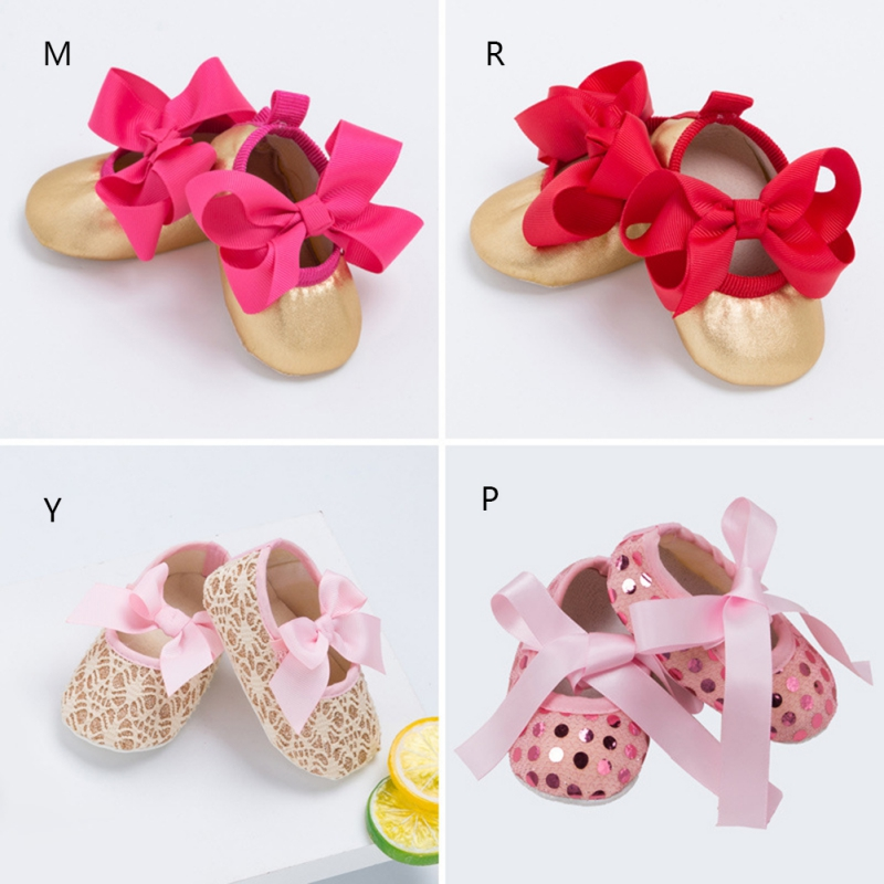 Summer Baby Shoes Toddler Girl Shoes Cherry Crib Shoes Soft Sole Flat Shoes For Children Princess First Walking Shoes