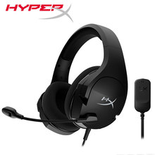 Kingston HyperX سحابة ستنغر كور 7.1 سماعة الألعاب خفيفة الوزن هيئة التصنيع العسكري سماعة لأجهزة الكمبيوتر PS4 Xbox موبايل