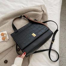 Высококачественная женская сумка в стиле ретро для осени/зимы