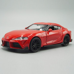 1:36 Diecast Model Toy Supra Pull Back Car