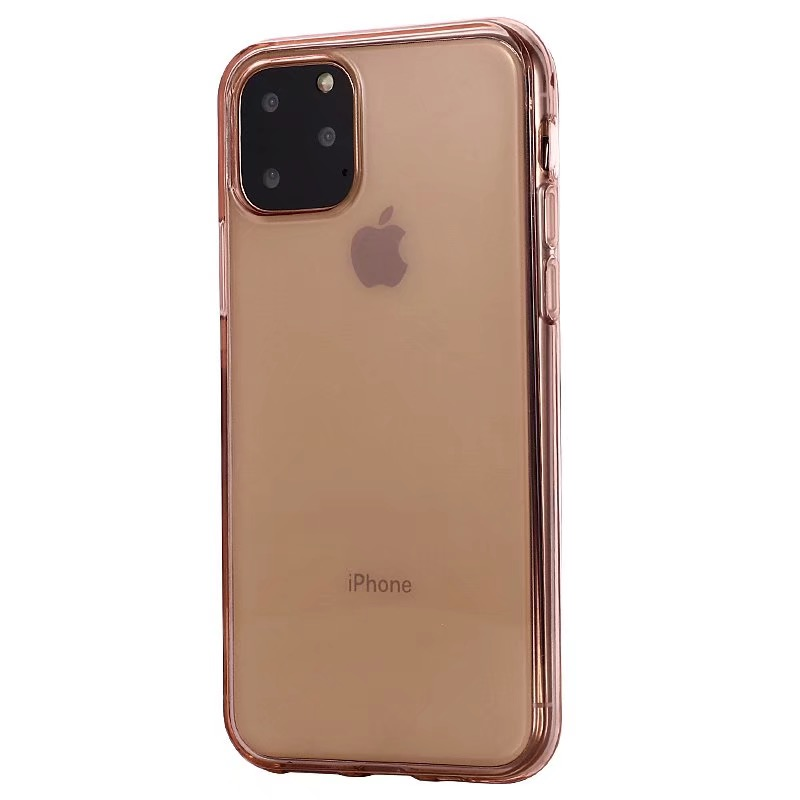 Comanke Transparent Candy Color Silicone Cases for iPhone 11/11 Pro/11 Pro Max 38