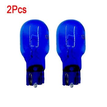 2 шт. автомобиль T15 W16W 921 12V 16 Вт Автомобильные лампы, галогенные Автомобильные Обратный задних огней авто натурального синий супер белые лампы сигнала поворота|Сигнальная лампа|   | АлиЭкспресс