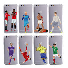 phone cover soccer Soft Silicon TPU Cover football sport case for iphone 7 6 8 6s plus 5 5s se x xr xs max