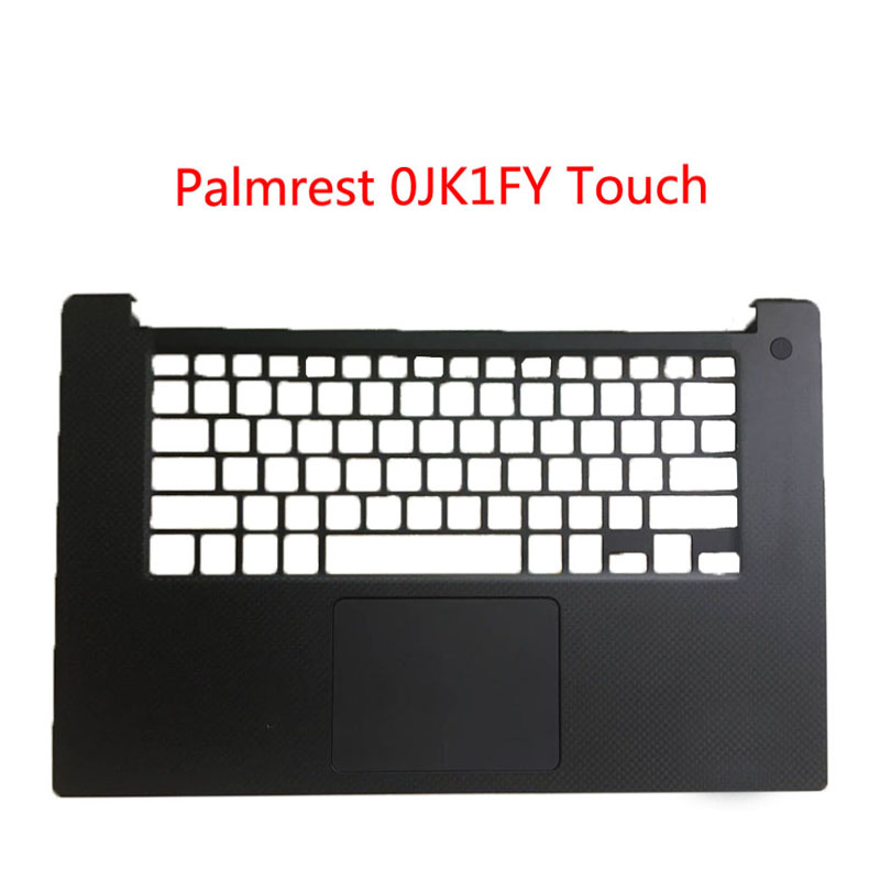 For Dell XPS 15 9550 M5510 Palmrest Touchpad Assembly 0JK1FY Laptop Replacement