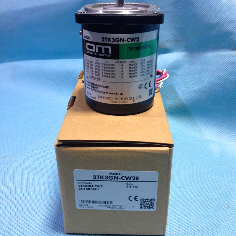 FEDEX OR TRACKED SHIPPING NEW ORIENTAL MOTOR 2TK3GN-A  MOTOR