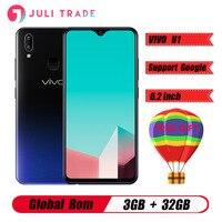 vivo U1 6.2inch Screen 3G RAM 32G ROM Snapdragon439 Octa Core Face ID and Fingerprint Dual Camera 4030mAh Big Battery Smartphone