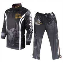2020 New Summer Fishing Set Sports Men Suit Breathable Quick Dry Anti-uv Sun Protection Outdoor Camping Fishing Shirt Pants Sets