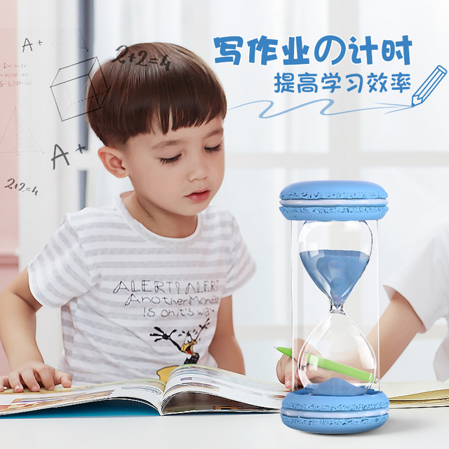 Фото часы из прозрачного стекла часы с песком креативные таймер обратный цена