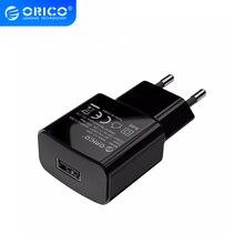 ORICO 2pcs 10W 5W USB 충전기 여행 벽 충전기 빠른 충전기 삼성 Huawei xiaomi를위한 보편적 인 이동 전화 충전기 접합기