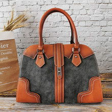 IMYOK New Designer Tote Bags Women Vintage Hand Bags High Qu