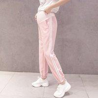 Side Stripe Pink