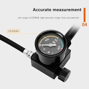 Image 4 - Teste de vedação à prova de vazamento de água, ferramenta de teste de pressão de ar, sistema de teste de resfriamento de água GJQM 01