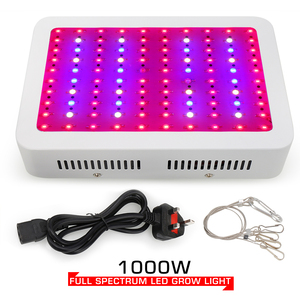 Image 5 - Oświetlenie LED do uprawy 1000W podwójny Chip pełne spektrum lampa do uprawy W pomieszczeniach Aquario hydroponicznych namiot do hodowania roślin wysokiej jakości