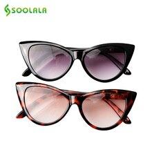 SOOLALA Ultralight Cat Eye Sunglasses Women 2019 Designer Ladies Sun Glasses For Driving Fishing Lunette Soleil Femme Eyewear