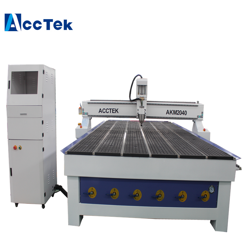 Factory Supply Cnc Wood Planer Machine,wood Cutting And Shaping Machines AKM2040 For Shope Wood Working