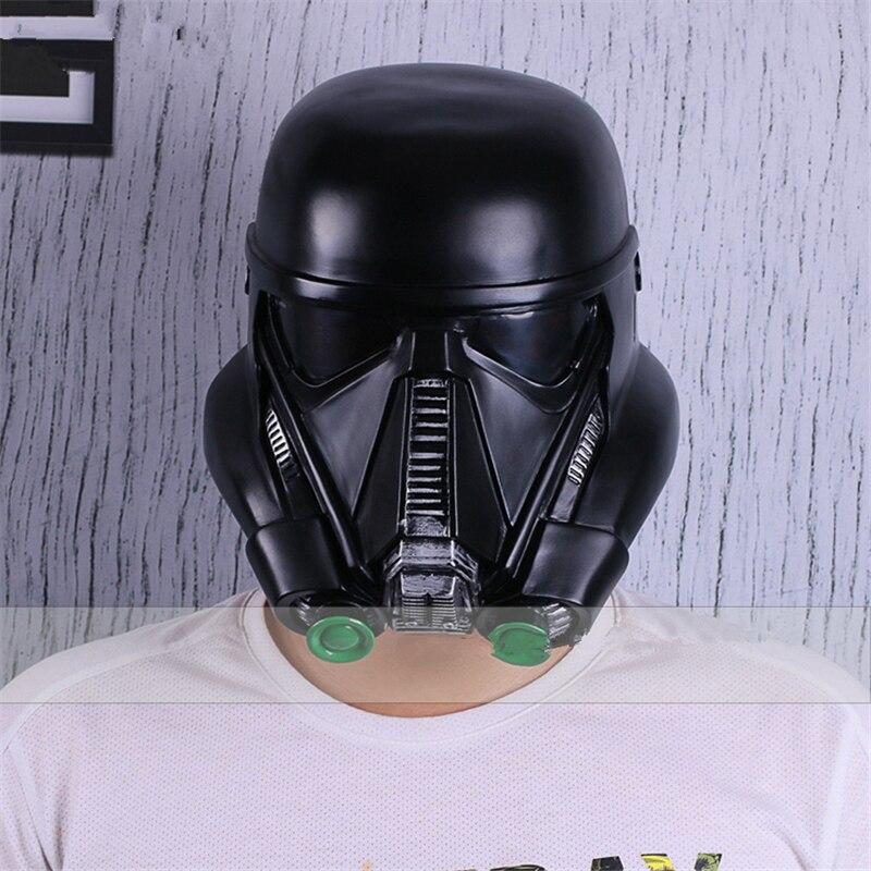 História Da Morte de Star Wars Trooper