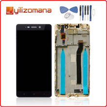 1280x720 Original For XIAOMI Redmi 4 LCD Display Touch Screen Digitizer Assembly for
