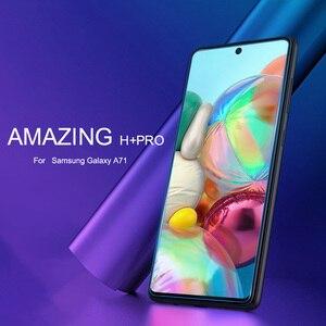Image 3 - Originale Per Samsung Galaxy A71 Vetro Temperato A71 Nillkin Incredibile H & H + Pro Protezione Dello Schermo Per La Galassia A51 pellicola protettiva A515F