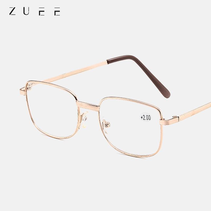 Hot Selling Simple Metal Reading Glasses Men Resin Glasses Solid Color Fashion Myopia Glasses High-value Glasses