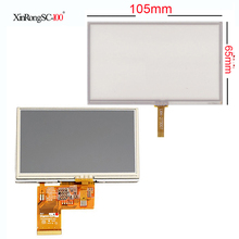 Touch-Screen Lcd-Display Resistive Car-Navigation-Mp4 KD43G18-40NB-A1 C430P T43P12 GPS