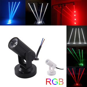 Stage Lights RGB Disco Party D